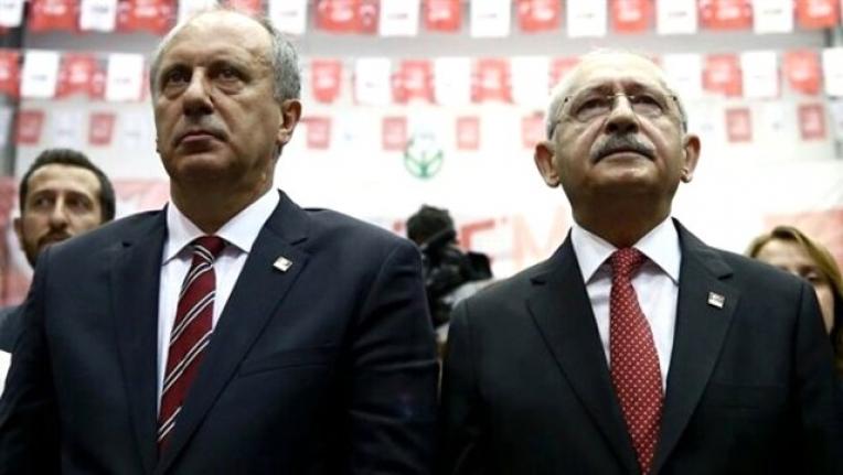 """Muharrem İnce'den CHP'nin """"Partiyi bölüyor"""" Eleştirilerine Sert Tepki!"""