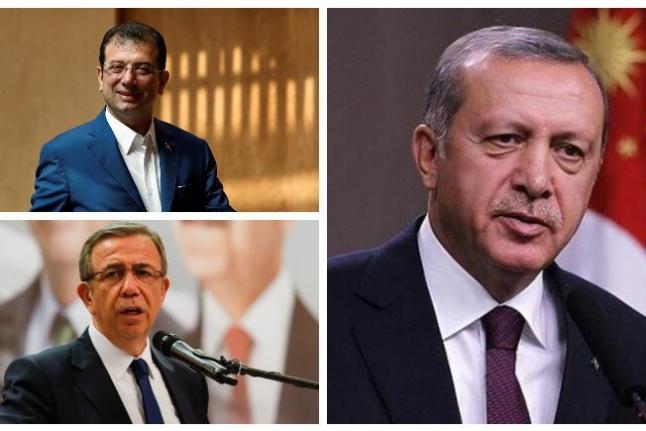 Seçim Anketinde, Erdoğan'a En Yakın İsim Mansur Yavaş Oldu!