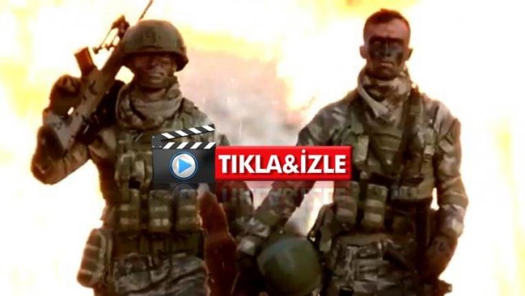 Türk Komandolarından Tüyleri Diken Diken Eden 30 Ağustos Klibi