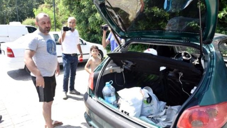 Ucuza Tatil Yapmak İsteyen Aile Tatillerinin İlk Saatinde Soyuldu