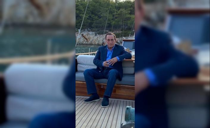Alaattin Çakıcı Doğu Akdeniz'le İlgili Açıklamalarda Bulundu