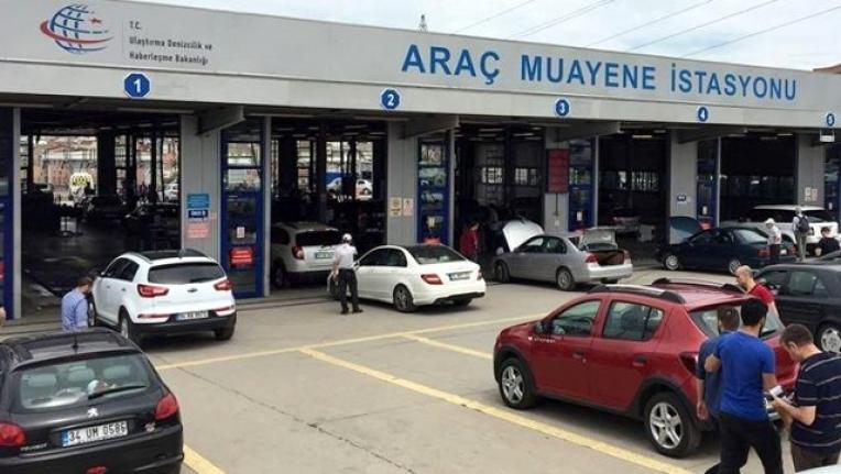 Araç Muayene İstasyonlarında Kredi Kartıyla Ödeme Yapılabilecek
