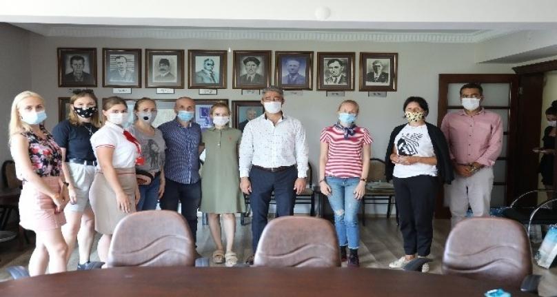 """Başkan Oktay: """"Turistler de Kurallara Uymalı"""""""