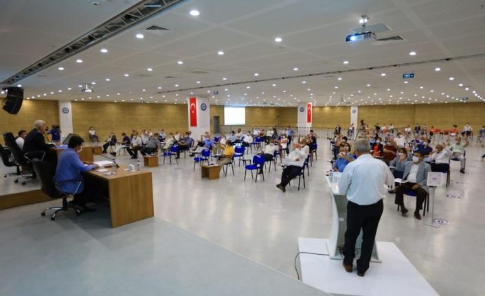 Büyükşehir Meclisinde Komisyon Çoğunluğu Yeniden CHP'ye Geçti