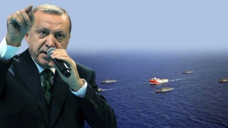 Doğu Akdeniz'deki Savaş Gemilerine Talimat: Gereğini Yapın