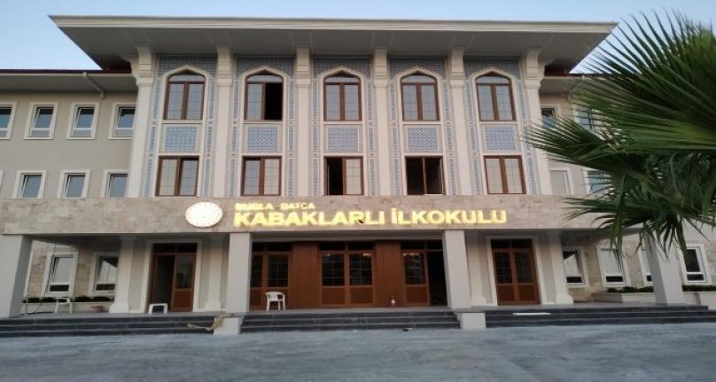 Hayırsever İş İnsanı Datça'da Yaptırdığı Okulu Göremeden Vefat Etti