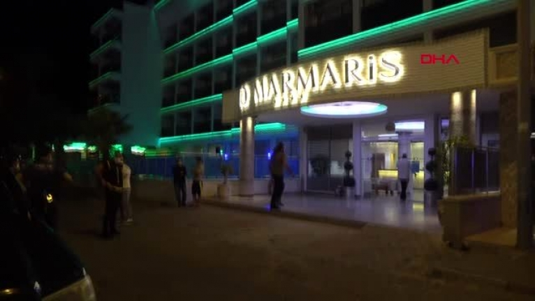 Marmaris'te 4 Yıldızlı Otel Mühürlendi: Turistler Mağdur Oldu