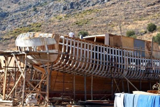 Marmarisli Ustaların İnşa Ettiği Tekneler Dünyadan İlgi Görüyor