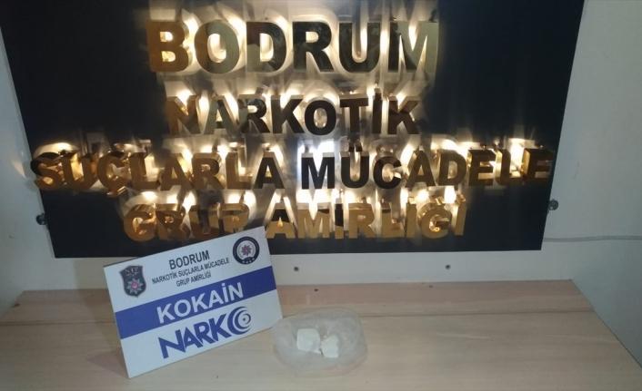 Muğla'da 80 Gram Kokain Ele Geçirildi