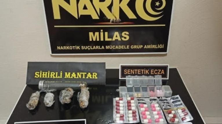 Muğla'da Uyuşturucu Ticareti Şüphelisi 39 Zanlıdan 12'si Tutuklandı