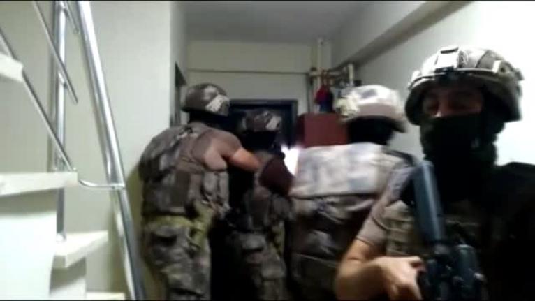 Muğla Dahil 4 İlde Organize Suç Örgütü Operasyonu