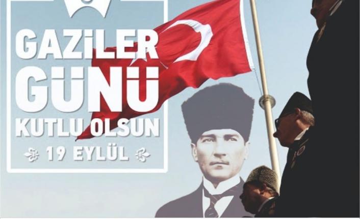 Ortaca Belediye Başkanı Alim Uzundemir'den Gaziler Günü Mesajı