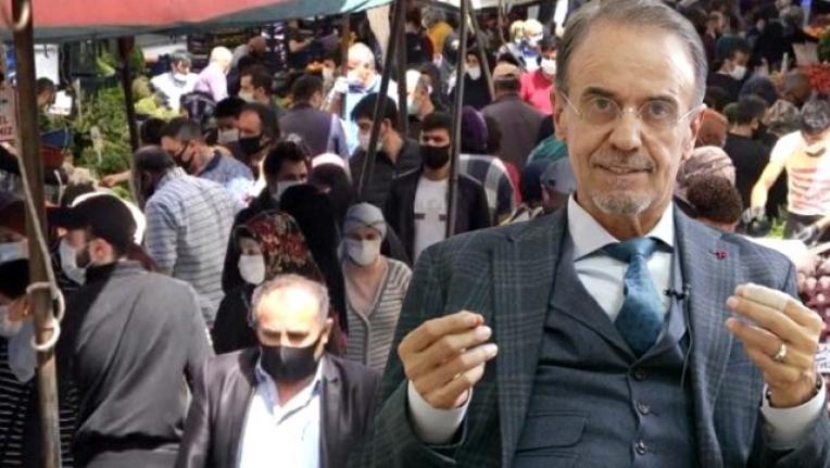 Profesör Mehmet Ceyhan'dan Vaka Artışını Durduracak Öneri