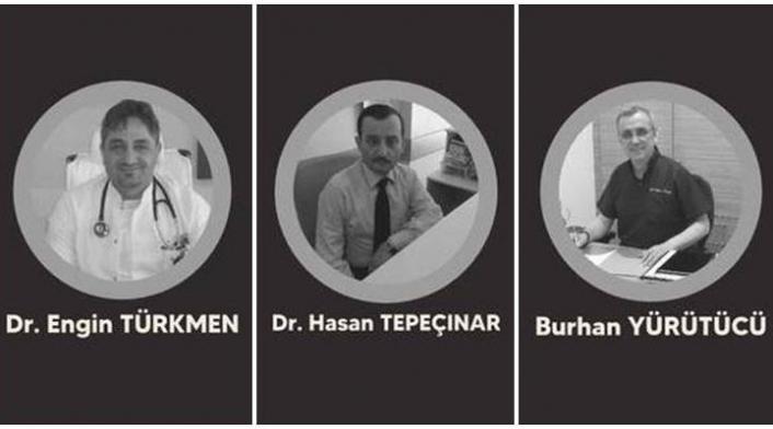 Bir Günde Üç Doktorumuzu Koronavirüs Nedeniyle Kaybettik