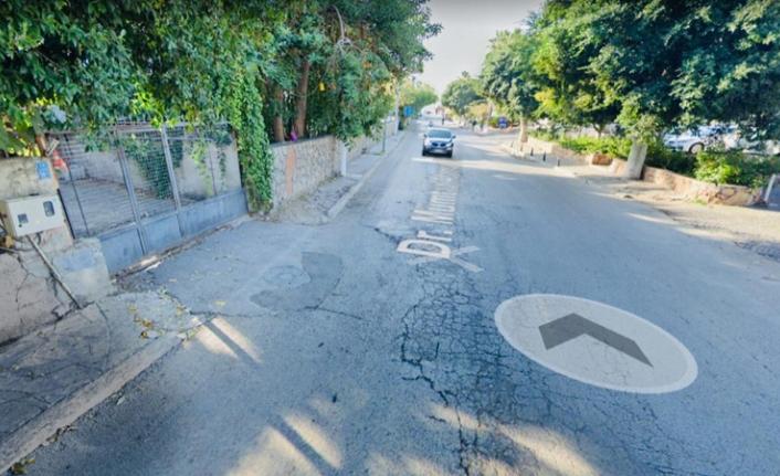 Bodrum'da  Dr. Mümtaz Ataman Caddesi'nin Asfaltlanmamasına Tepkiler Sürüyor