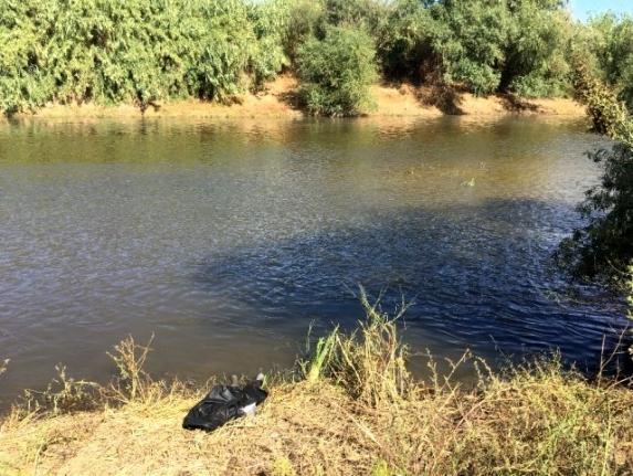 Büyük Menderes Köprüsü Mevkiinde Çobanlar Suda Kadın Cesedi Buldu!
