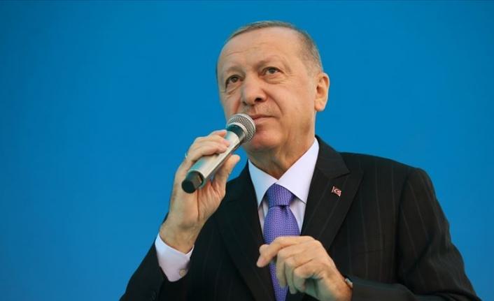 Cumhurbaşkanı Erdoğan: Evleri Yıkılan Vatandaşlarımıza Yenileri Yapılacak