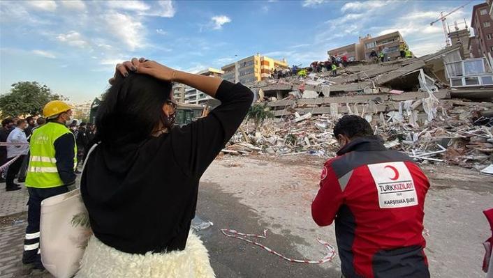 Depremin Bilançosu Ağırlaşıyor Can Kaybı 25, Yaralı Sayısı 804'e Ulaştı