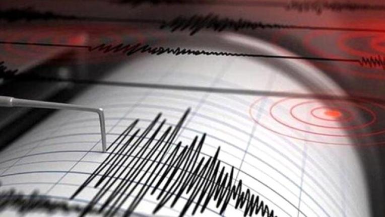 Ege Denizi Açıklarında 5 Büyüklüğünde Deprem