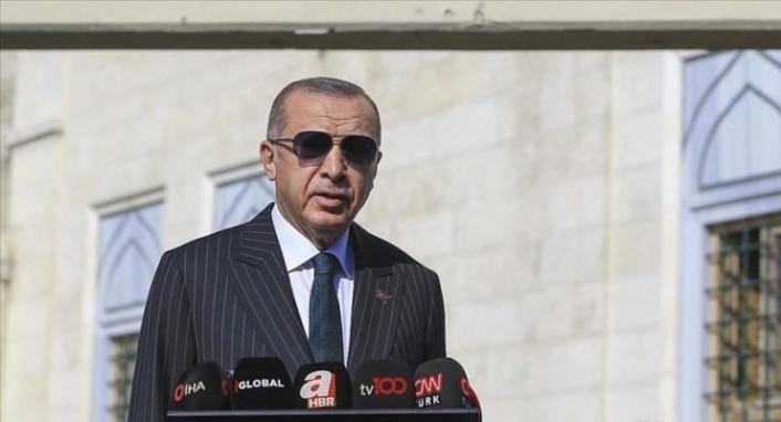 """Erdoğan: """"S-400 Testlerinin Yapıldığı Doğrudur; ABD'ye Soracak Değiliz"""""""
