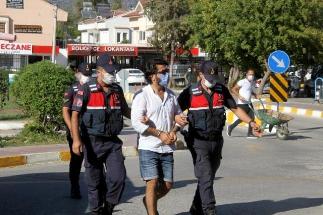Fethiye'de 4 Ayrı Suçtan Aranan Şüpheli, JASAT'tan Kaçamadı
