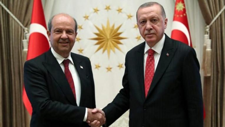 KKTC'deki Cumhurbaşkanlığı Seçimini Ersin Tatar Kazandı