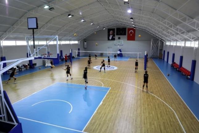 Marmaris Belediye Gençlikspor Çalışmalara Başladı