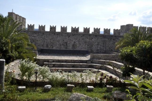Marmaris Kalesi'ne Ziyarette Rekor Düşüş Yaşandı!