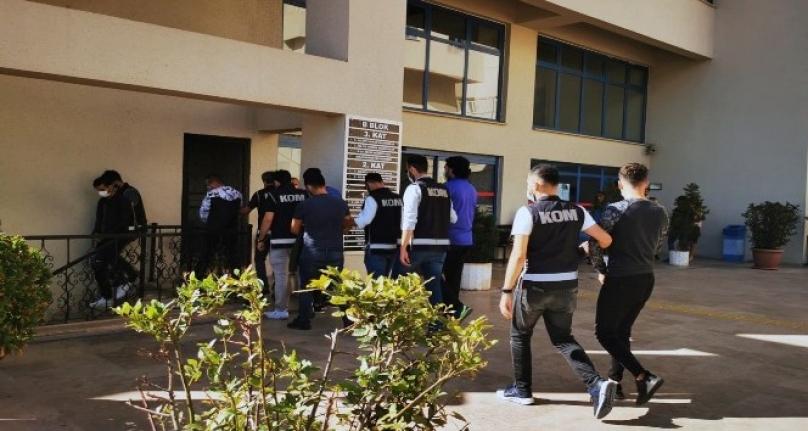 Marmaris'te Tefecilik Çetesine 6 Tutuklama