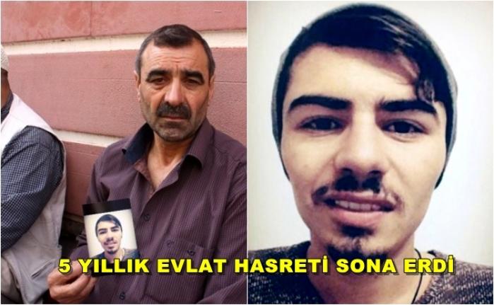 MSKÜ Öğrencisiyken PKK Tarafından Kaçırılan Genç Teslim Oldu