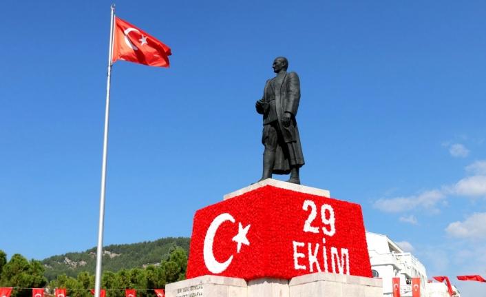 Muğla Valiliği 29 Ekim Cumhuriyet Bayramı Programını Açıkladı