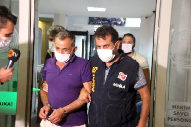 Tersanede Kafatası Bulunan Koran'ın Patronu Tutuklandı