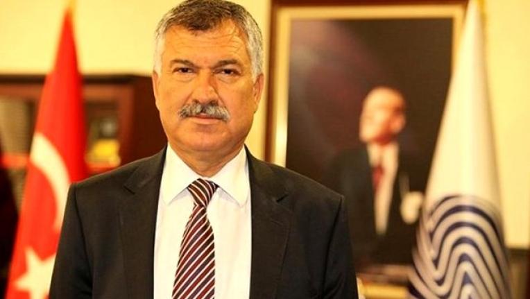 Adana Büyükşehir Belediye Başkanı Zeydan Karalar'ın Koronavirüse Yakalandı