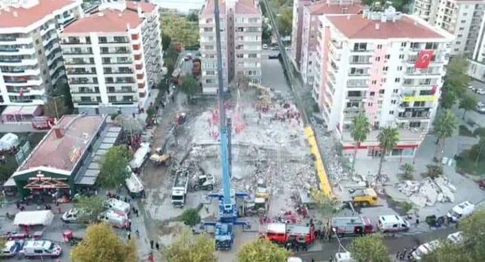 Afet ve Acil Durum Yönetimi Başkanlığı : Can Kaybı 58, Yaralı 920 Kişi !