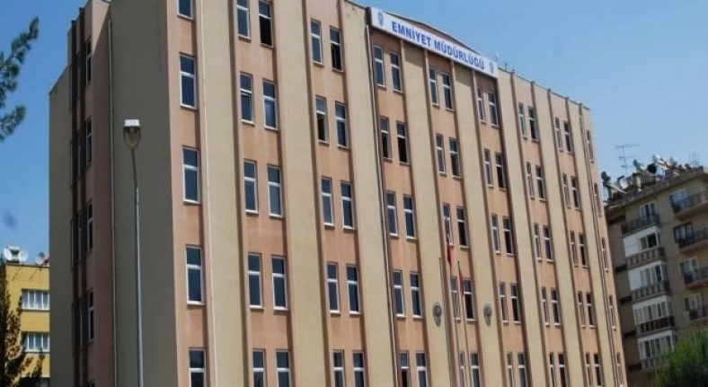 Aydın Emniyet Müdürlüğü Binası Yıkılıyor