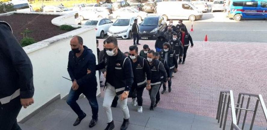Bodrum'da Tefecilik Operasyonu: 2 Kişi Tutuklandı