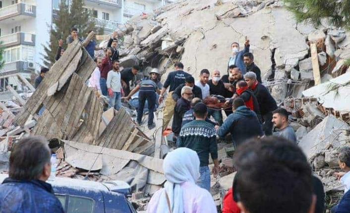 Depremde Can Kaybı 109'a Yükseldi