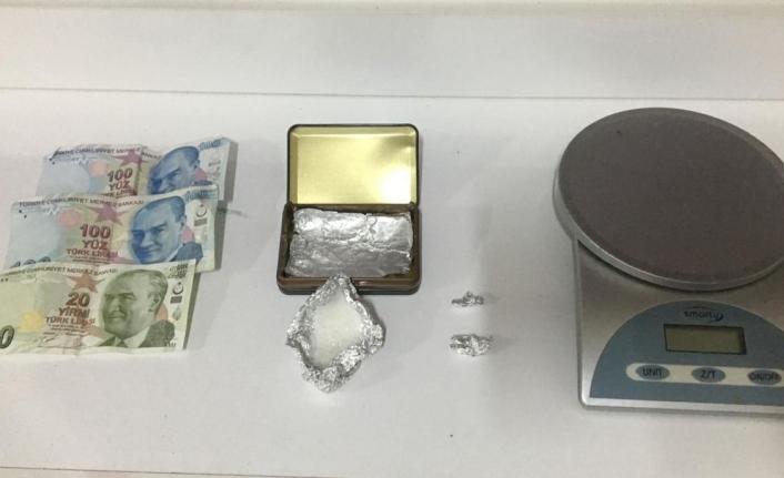 Didim'de uyuşturucu operasyonu: 2 tutuklama
