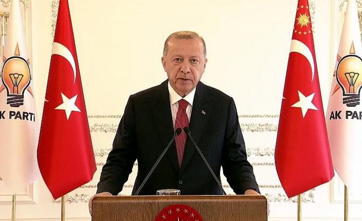 """Erdoğan: """"Kendimizi Avrupa'da Görüyoruz, Geleceğimizi AB İle Kurmayı Tasavvur Ediyoruz"""""""