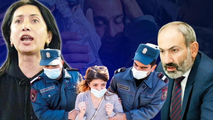 Ermenistan Başbakan'ı Panşinyan'dan 48 Saattir Haber Alınamıyor !