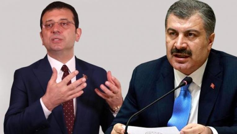 İmamoğlu: İstanbul'da Vefat Sayısı 450'lere Koşuyor, Definlere Yetişemiyoruz