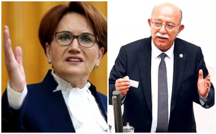İYİ Parti Adana Milletvekili İsmail Koncuk Partisinden İstifa Etti