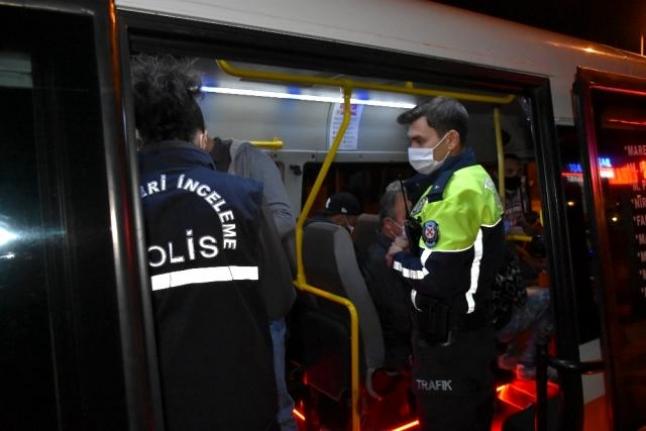 Marmaris'in 8 Noktasında 'Huzur ve Güven' Denetimi Yapıldı