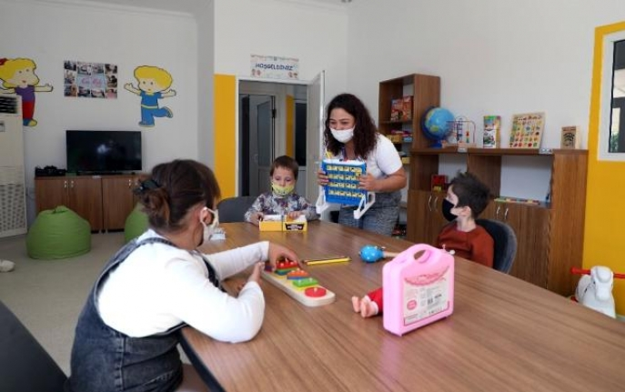 Marmaris 'Kısa Mola' Merkezi Hizmete Açıldı