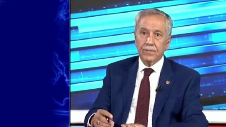 """Mehmet Metiner, Bülent Arınç'ı Bombaladı: """"Cumhur İttifakı'na Sabotaj"""""""