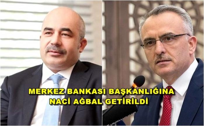 Merkez Bankası Başkanı Murat Uysal Görevden Alındı!