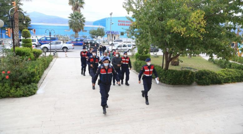 Milas'taki Tarihi Eser Kaçakçılığı Operasyonunda 4 Kişi Tutuklandı