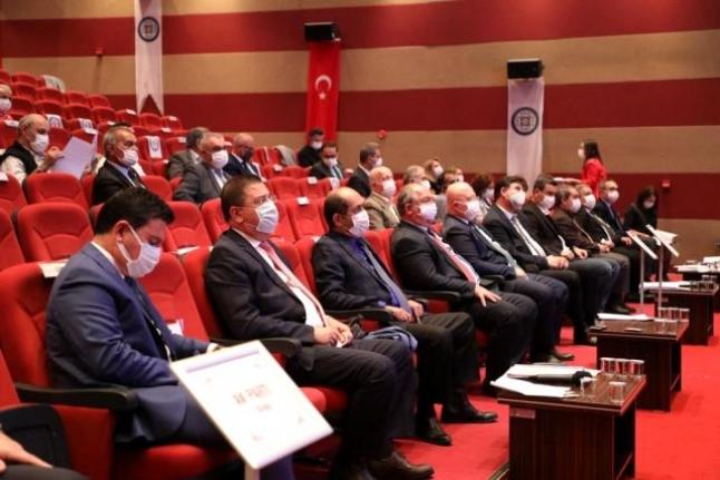 Muğla Büyükşehir Belediyesi Kasım Ayı Meclis Toplantısı Yapıldı