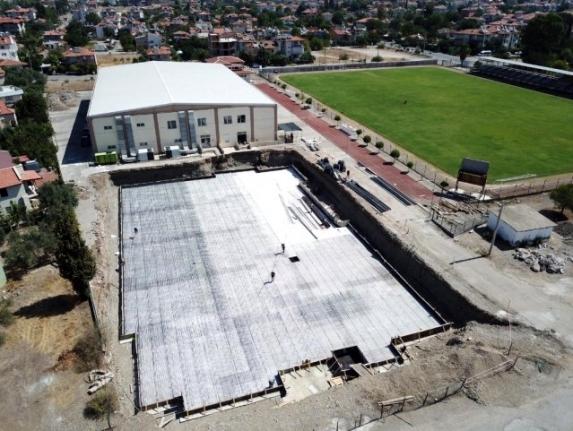 Ortaca'nın Olimpik Havuz Projesi Hayata Geçiyor