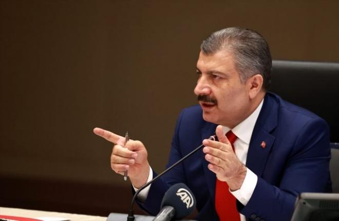 Türkiye'nin 4 Kasım Koronavirüs Tablosu: 77 Vefat, 2391 Yeni Hasta